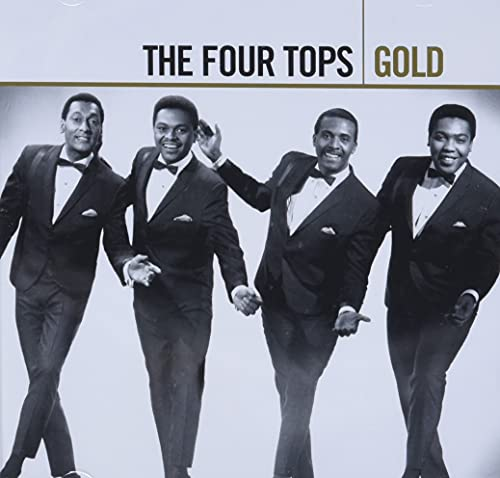 Four Tops - Gold