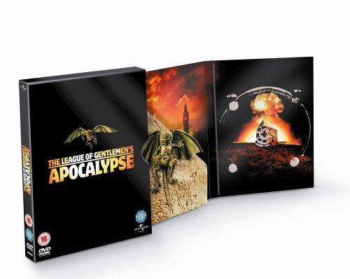 The League Of Gentlemen's Apocalypse - Limited Edition sleeve design (Exclusive to Amazon.co.uk) [DV