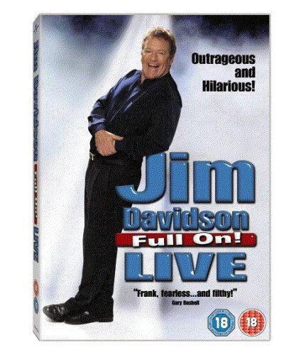 Jim Davidson: Full On - Live