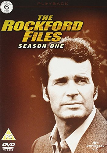 Alan Rickman - The Rockford Files: Season 1