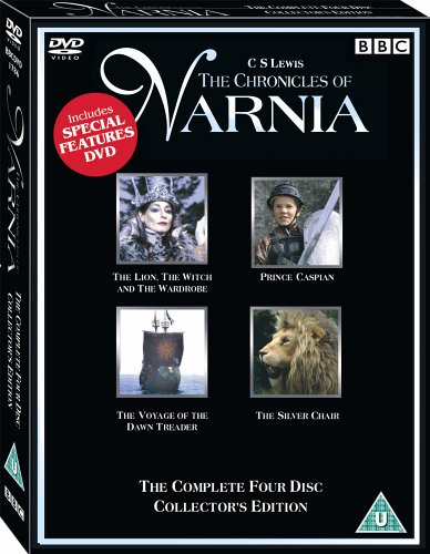 The Chronicles of Narnia: The Complete Four Disc Collector's Edition