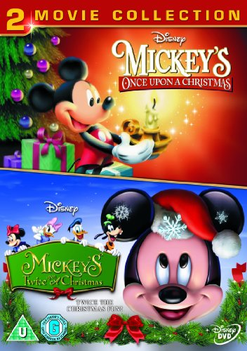 Mickey's Once and Mickey's Twice Upon - Mickey's Once Upon A Christmas/Mickey's Twice Upon A Christm