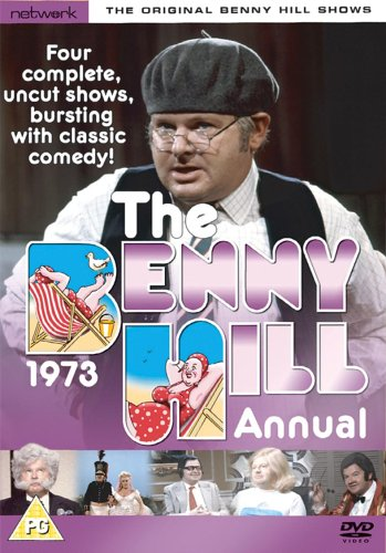 The Benny Hill Show - The 1973 Annual