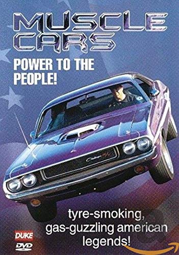 Muscle Cars - American Muscle Cars (DVD)