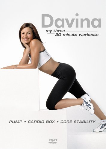 Davina - My Three 30 Minute Workouts