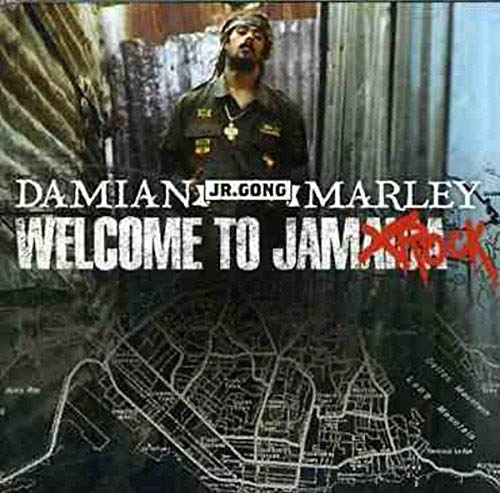 Damian Marley - Welcome to Jamrock By Damian Marley