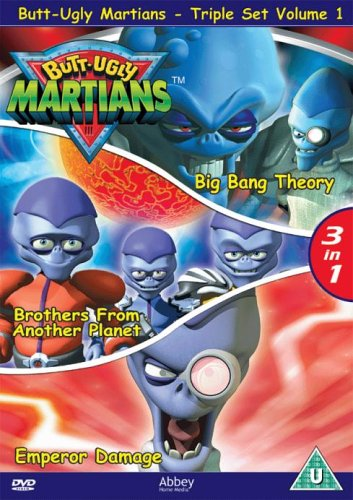 Butt-Ugly Martians - Butt-Ugly Martians - Triple Set
