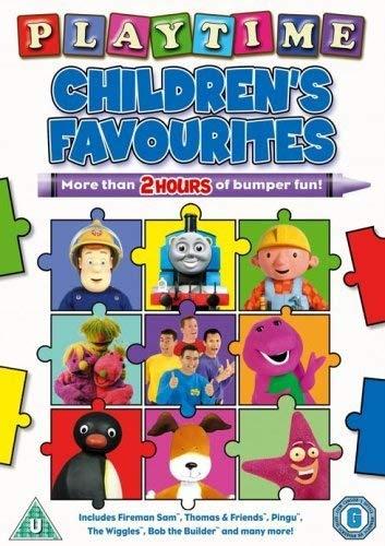 Children's Favourites - Children's Favourites - Playtime Children's Favourites