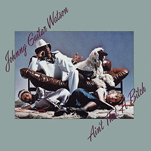 "Johnny ""Guitar"" Watson - Ain't That a Bitch By Johnny ""Guitar"" Watson"
