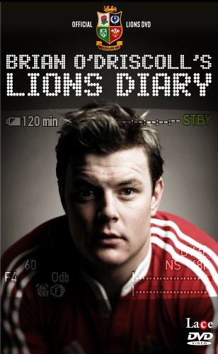 Brian O'Driscoll's Lions Diary