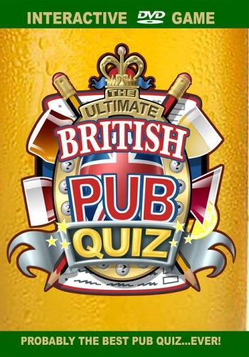 The Ultimate British Pub Quiz - The Ultimate British Pub Quiz