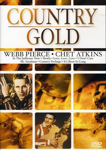 Various - Webb Pierce & Chet Atkins - Country Gold