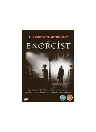 The Exorcist - The Complete Anthology : The Exorcist / Exorcist 2 The Heretic / Exorcist 3 / Dominio