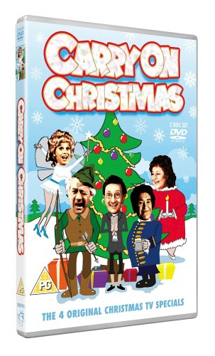 Carry On Christmas - The 4 Original Christmas TV Specials