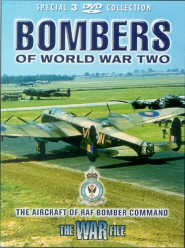 Bombers Of World War Two: The Aircraft Of Raf Bomber Command