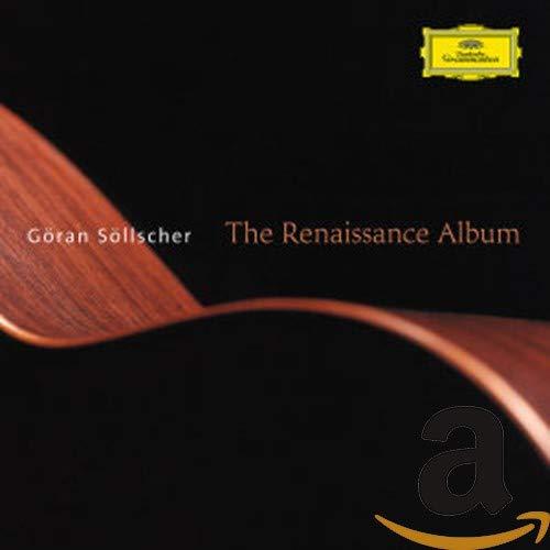 Göran Söllscher - The Renaissance Album