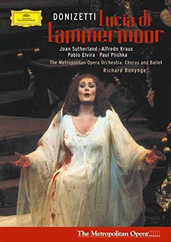 Donizetti - Lucia Di Lammermoor (Bonynge)