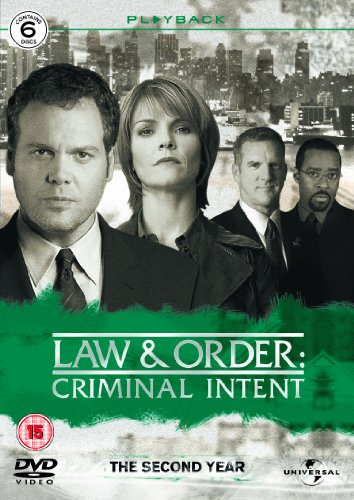Vincent D'Onofrio - Law & Order: Criminal Intent - Season 2 - Complete