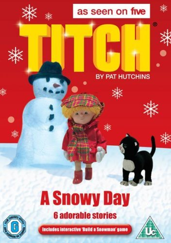 Titch: A Snowy Day