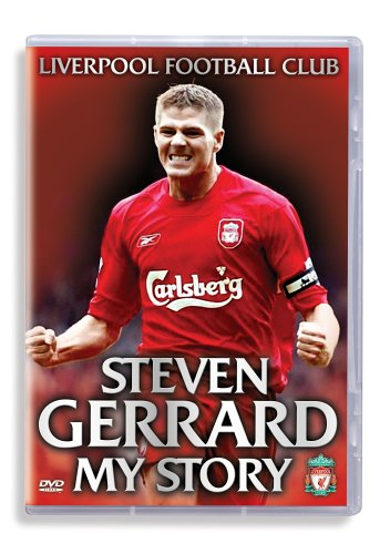 Steven Gerrard - Liverpool F.C. - Steven Gerrard My Story
