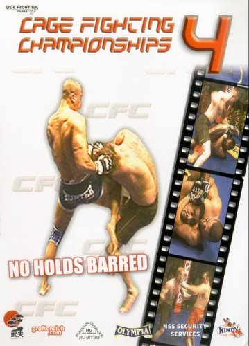 Cage Fighting Championships - Cage Fighting Championships 4