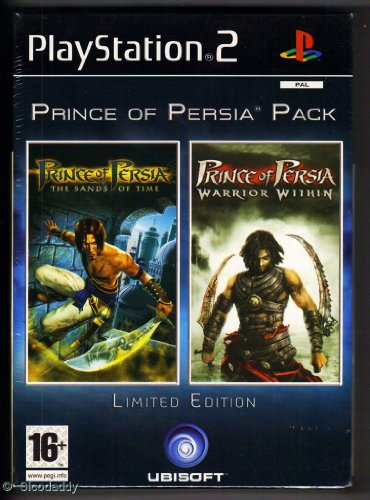 Prince of Persia Pack (Limited Edition)(PS2)