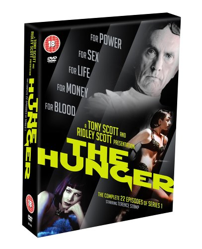 The Hunger - Complete Series 1 Box Set (Exclusive To Amazon.co.uk)