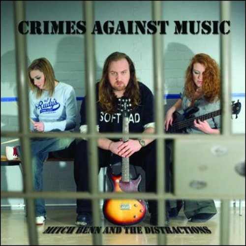 Crimes Against Music By Mitch Benn and The Distractions