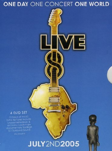 Various Artists - Live 8