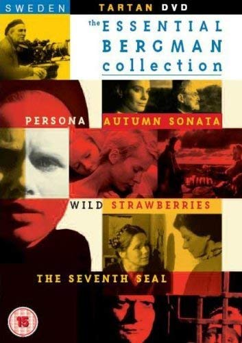Essential Bergman Collection (4 Disc Box Set)