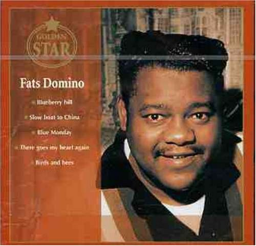 Fats Domino - Golden Star By Fats Domino