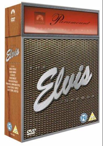 Elvis Presley Jukebox Movie Collection