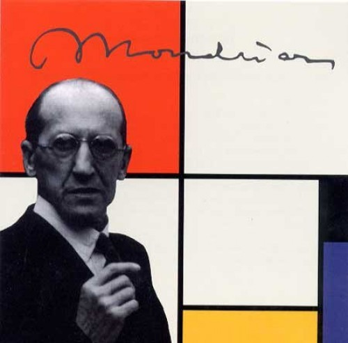 Mondrian Artist Life & Works - Interactive CD-ROM By Alberto Busignani