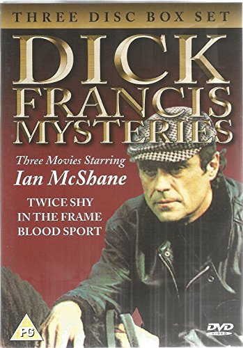 Dick Francis Mysteries: Twice Shy / In the Frame / Blood Sport