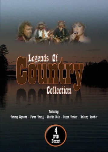 Legends Of Country Collection