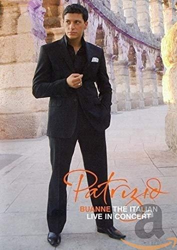 Patrizio Buanne: The Italian