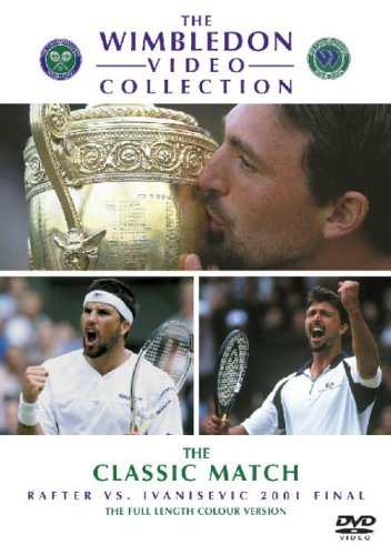 Wimbledon Classic Matches - Wimbledon - The Classic Match: Ivanisevic V Rafter