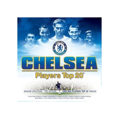 Chelsea FC - Chelsea Players Top 20 By Chelsea FC
