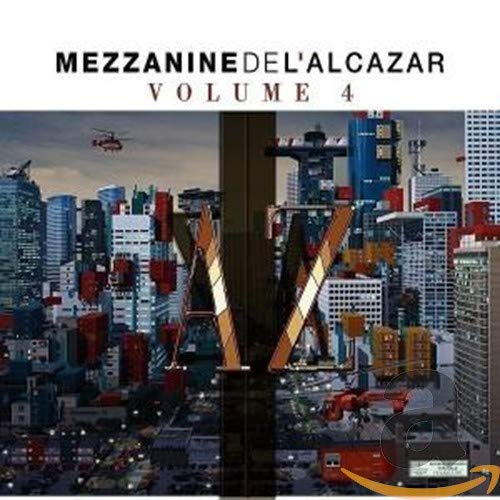 Mixed By Emmanuel S & Michael Canitrot - La Mezzanine de l'Alcazar Vol. 4 (2CD + DVD)