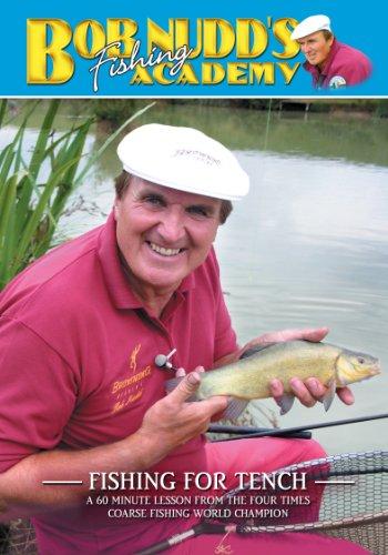 Bob Nudd's Fishing Academy: Fishing For Tench