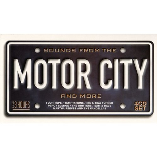 Various Artists - The Sounds from Motor City By Various Artists