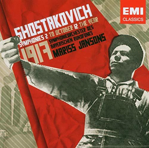 Symphonieorchester des Bayerischen Rundfunks - Shostakovich: Symphonies 2  & 12