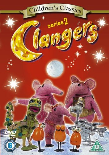 Clangers: The Complete Series 2