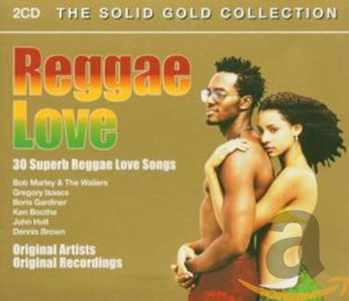 Various Artists - Solid Gold Reggae Love