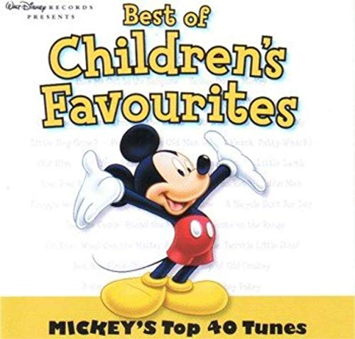 Disney Songs - Mickey's Top 40 By Disney Songs