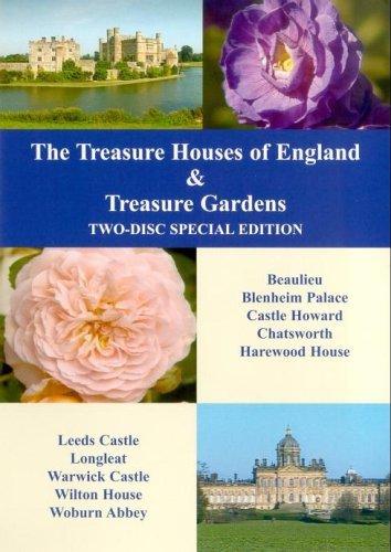 Treasure Houses Of England / Treasure Gardens