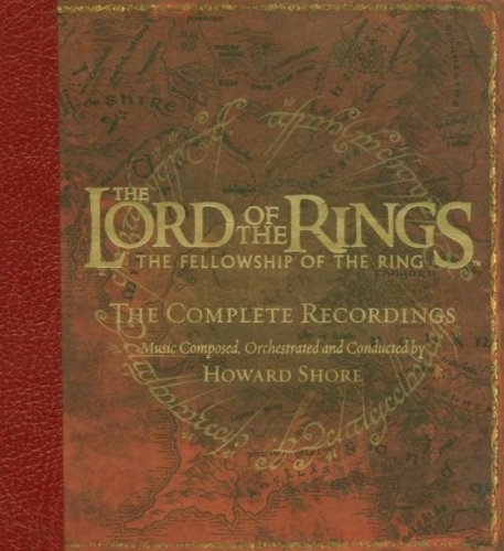 Howard Shore - The Lord of the Rings: The Fellowship of the Ring By Howard Shore