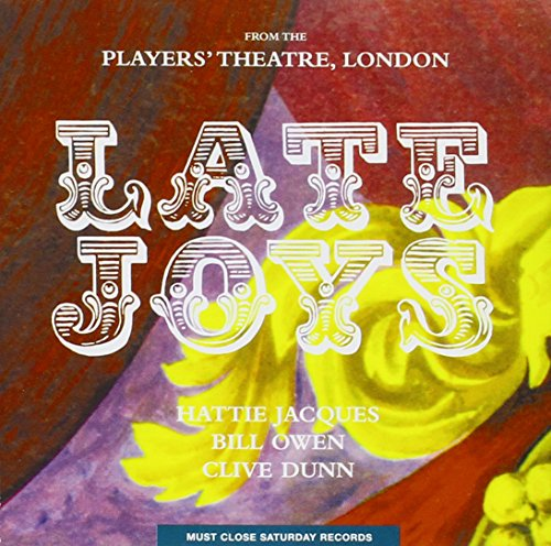 Original Cast Recording - Late Joys (Player's Theatre) By Original Cast Recording