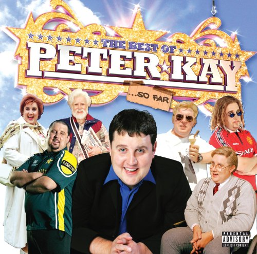 The Best of Peter Kay By Peter Kay