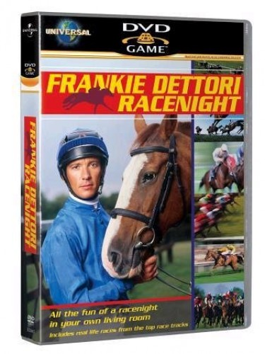 Frankie Dettori Racenight - Interactive Frankie Dettori Race Night